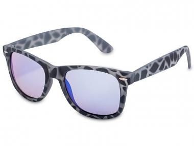 Četvrtasti sunčane naočale - Sunčane naočale Stingray - Blue Rubber