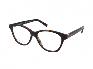 Oval / Elipse okviri za naočale - Gucci GG0456O 002