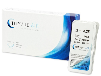 Stariji dizajn - TopVue Air (1 kom leća)