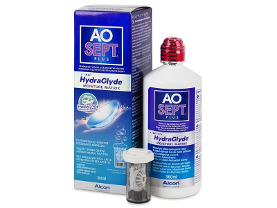 Otopina AO SEPT PLUS HydraGlyde 360 ml