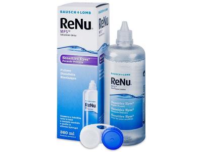 Otopina ReNu MPS Sensitive Eyes 360 ml