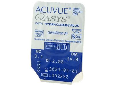 Acuvue Oasys (24kom leća)