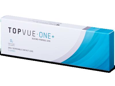TopVue One+ (5 kom leća) - Jednodnevne kontaktne leće