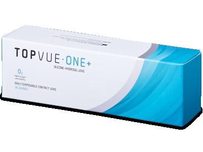 TopVue One+ (30 kom leća) - Jednodnevne kontaktne leće