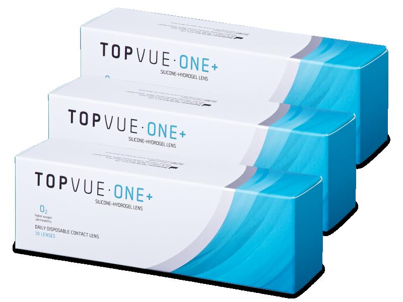 TopVue One+ (90 kom leća)
