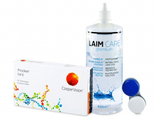 Proclear Toric (6 kom leća) + Laim-Care 400 ml