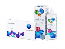 Biofinity XR (3 kom leća) + Gelone 360 ml