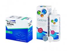 SofLens 38 (6 kom leća) + Gelone 360 ml