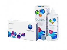 Biofinity (3 kom leća) + Gelone 360 ml