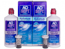 Otopina AO SEPT PLUS HydraGlyde 2x360 ml