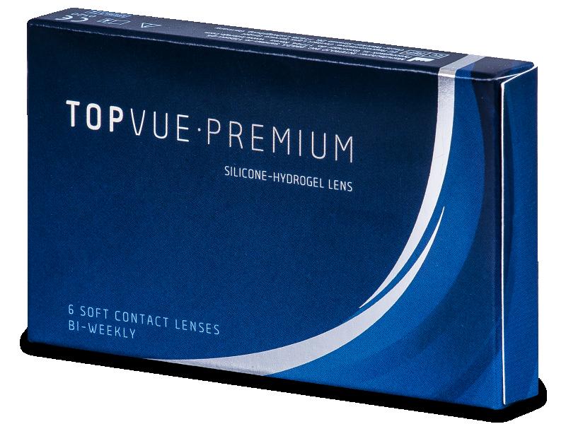 TopVue Premium (6 kom leća) - Dvotjedne kontaktne leće