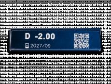 TopVue Premium (6 kom leća) - Pregled parametara leća