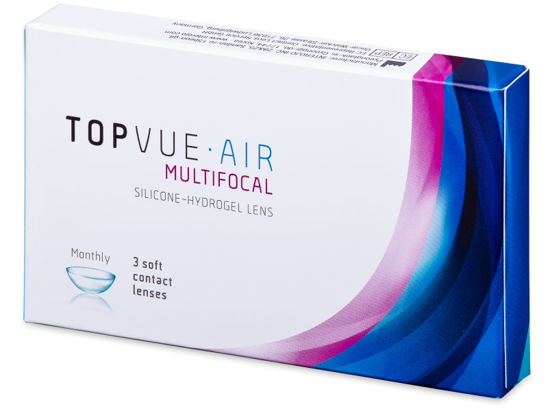 TopVue Air Multifocal (3 kom leća)