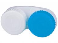 Posudice za kontaktne leće - Kutija blue&white L+R