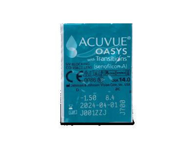Acuvue Oasys with Transitions (6 kom leća)