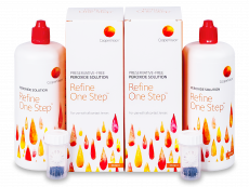 Otopina Refine One Step 2x 360 ml