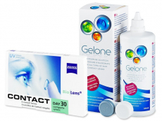 Carl Zeiss Contact Day 30 Compatic (6 kom leća) + Gelone 360 ml