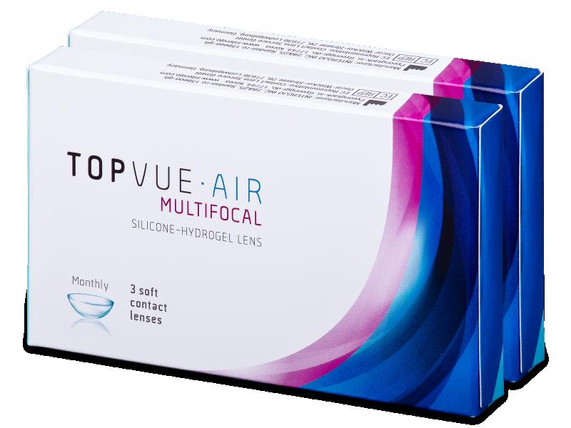 TopVue Air Multifocal (6 kom leća) - Multifokalne kontaktne leće