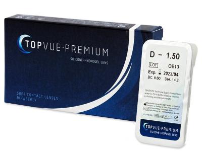 TopVue Premium (1 kom leća)