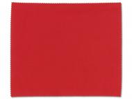 Dodatna oprema - Krpica za čišćenje naočala – Crvena