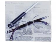 Dodatna oprema - Krpica za čišćenje naočala – Novine
