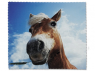 Dodatna oprema - Krpica za čišćenje naočala – Konj
