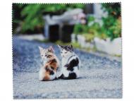 Dodatna oprema - Krpica za čišćenje naočala – Mačkice