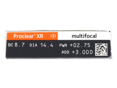 Proclear Multifocal XR (6 kom leća)