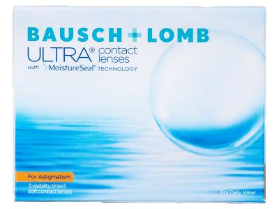 Bausch + Lomb ULTRA for Astigmatism (3 kom leća)