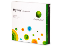MyDay daily disposable (90 kom leća) - Jednodnevne kontaktne leće