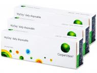 Kontaktne leće Coopervision - MyDay daily disposable (90kom leća)