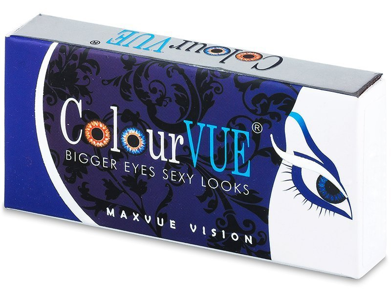 ColourVUE - Fusion - s dioptrijom (2 kom leća) - Coloured contact lenses