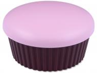 Kutija s ogledalom Muffin - roza