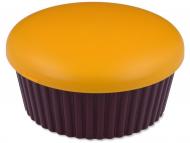 Dodatna oprema - Kutija s ogledalom Muffin - narančasta