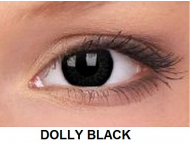 ColourVUE - BigEyes (2 kom leća) - Dolly Black