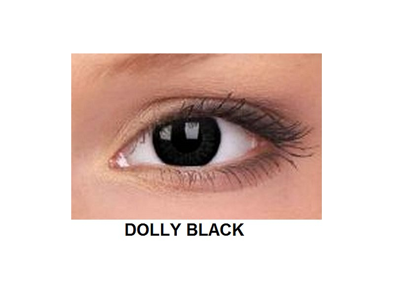ColourVUE - BigEyes (2komleća) - Dolly Black