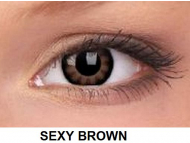 ColourVUE - BigEyes (2komleća) - Sexy Brown