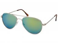 Sunčane naočale - Sunčane naočale Aviator - Blue/Green