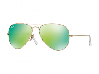 Pilot / Aviator sunčane naočale - Ray-Ban AVIATOR LARGE METAL RB3025 - 112/19