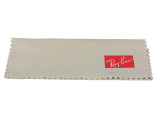 Ray-Ban New Wayfarer RB2132 - 902  - Cleaning cloth