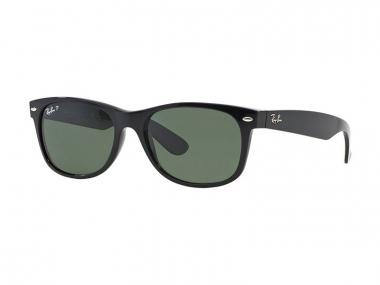 Sunčane naočale - Četvrtasti - Ray-Ban NEW WAYFARER RB2132 - 901/58