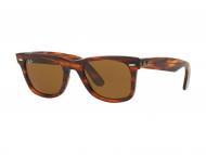 Muške sunčane naočale - Ray-Ban Wayfarer RB2140 - 954