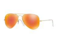 Sunčane naočale - Ray-Ban Aviator Large Metal RB3025 - 112/69