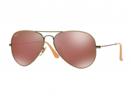 Sunčane naočale - Ray-Ban Aviator Large Metal RB3025 - 167/2K