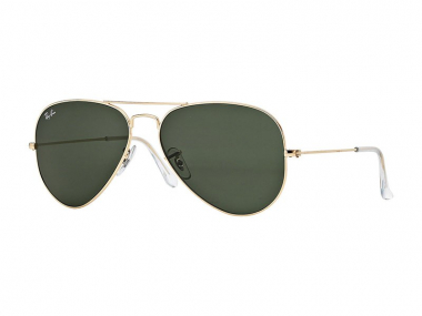 Pilot / Aviator sunčane naočale - Ray-Ban AVIATOR LARGE METAL RB3025 - L0205