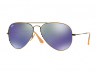 Sunčane naočale - Ray-Ban Aviator Large Metal RB3025 - 167/68