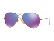 Sunčane naočale - Ray-Ban Aviator Large Metal RB3025 - 167/1M