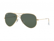 Sunčane naočale - Ray-Ban Aviator Large Metal RB3025 - 001/58