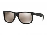 Ženske sunčane naočale - Ray-Ban JUSTIN RB4165 - 622/5A