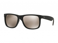 Muške sunčane naočale - Ray-Ban JUSTIN RB4165 - 622/5A